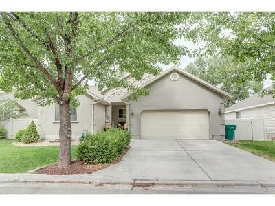 Orem Single Family Home For Sale: 1173 N Regent Ct W