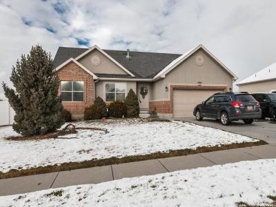 Davis County Single Family Home For Sale: 1360 W 2175 S
