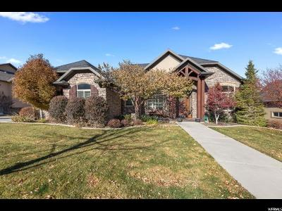 Draper Single Family Home For Sale: 1823 E Standing Oak Dr