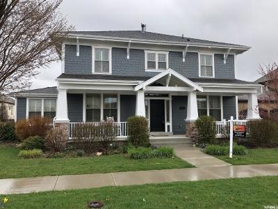 South Jordan Single Family Home For Sale: 10941 S Navarro Way W