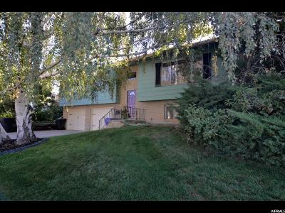 Davis County Single Family Home For Sale: 1891 S Bonneview Dr