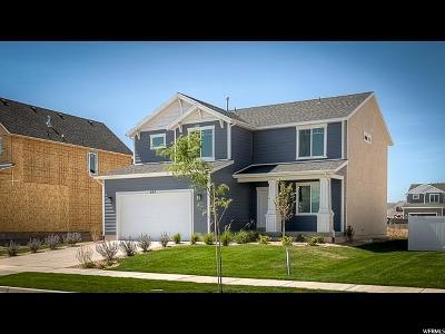 Herriman Single Family Home For Sale: 14826 S Beckham Dr #352