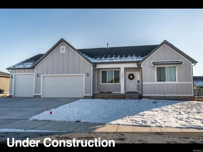 Layton Single Family Home For Sale: 1491 W 425 S #203