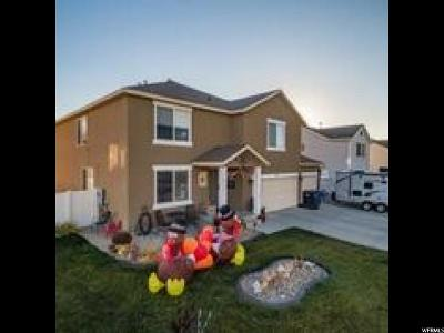 Spanish Fork Single Family Home For Sale: 1073 W 350 S