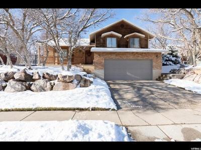 Davis County Single Family Home For Sale: 3375 N 2400 E