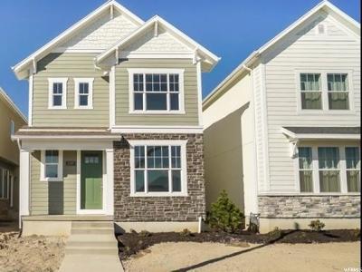 Lehi Single Family Home For Sale: 2387 N Holbrook W