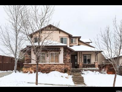 Lehi Single Family Home For Sale: 2111 Pheasant Ridge Trl