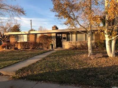 Orem Single Family Home For Sale: 361 E 1864 S