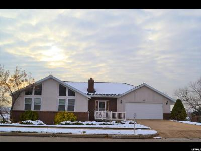 Weber County Single Family Home For Sale: 1271 E 2925 N