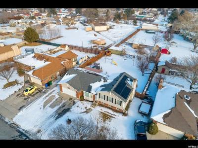 West Jordan Single Family Home For Sale: 9177 S Edenbrook Way