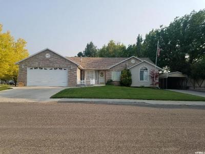 Spanish Fork Single Family Home For Sale: 672 E Quail Ridge Ln S