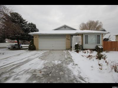 American Fork Single Family Home For Sale: 1224 N 150 W