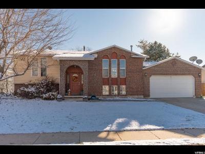 Davis County Single Family Home For Sale: 174 E 900 S