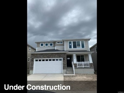 Lehi Single Family Home For Sale: 3920 W 1800 N #934