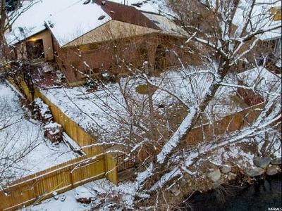 Murray Single Family Home For Sale: 4550 S Creek Ln E