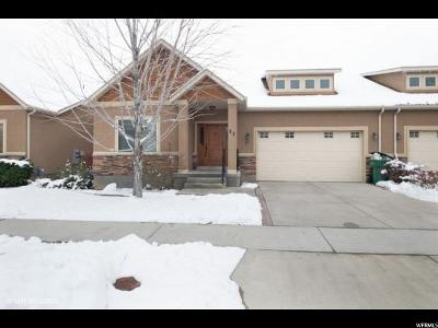 Orem Single Family Home For Sale: 27 W 720 S