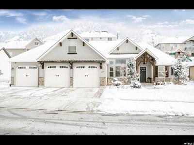 Nibley Single Family Home For Sale: 1240 S Hidden View