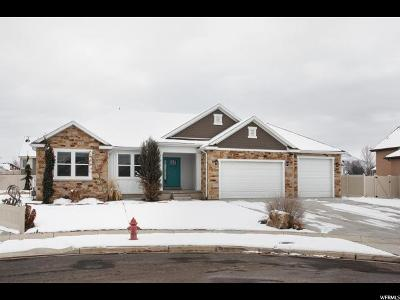 Wasatch County Single Family Home For Sale: 2505 S 260 E
