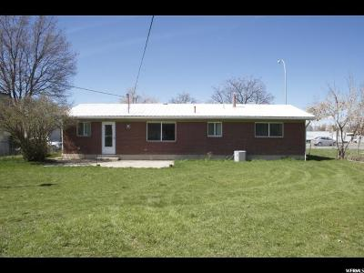 Single Family Home For Sale: 450 N Main St