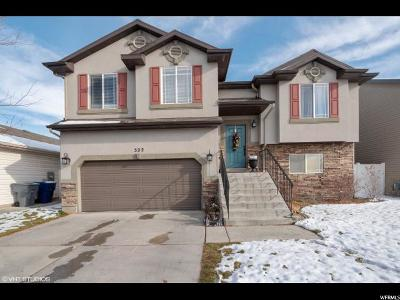 Davis County Single Family Home For Sale: 322 N Stamford