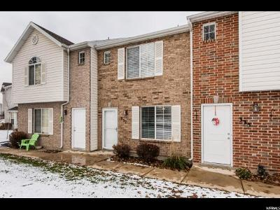 Weber County Townhouse For Sale: 337 W 1925 N