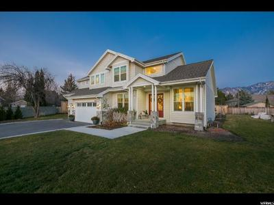 Holladay Single Family Home For Sale: 1866 E Orchard Hollow Ln