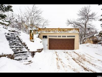 Park City Single Family Home For Sale: 140 N Parkview Dr