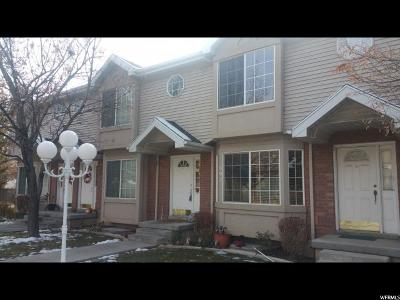 Orem Townhouse For Sale: 892 N Main St