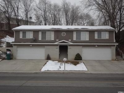 Orem Multi Family Home For Sale: 559 E 2000 S