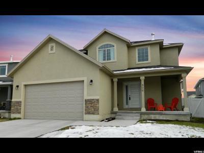 Orem Single Family Home For Sale: 506 E Rue De Paris N #LOT 87
