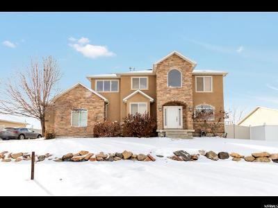 West Jordan Single Family Home For Sale: 9144 S Wisteria Way W