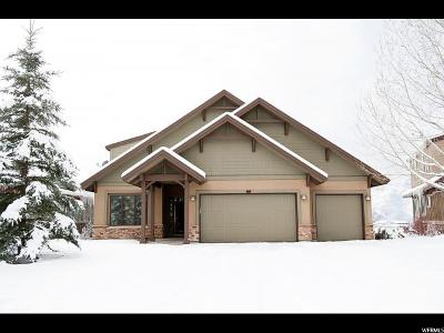 Weber County Single Family Home For Sale: 3401 N Windriver Ct