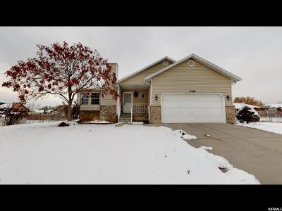 Riverton Single Family Home For Sale: 12208 S 1300 W