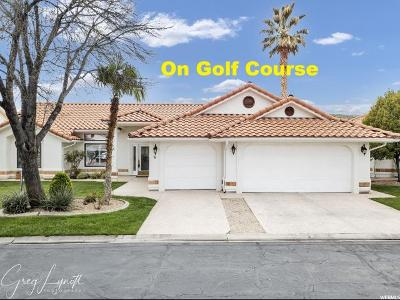 St. George Single Family Home For Sale: 150 S Crystal Lakes Dr #5