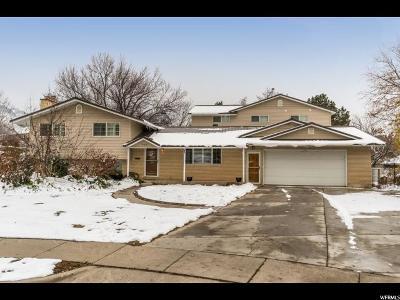 Davis County Single Family Home For Sale: 960 E 250 S