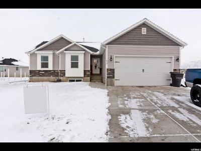 Tremonton Single Family Home For Sale: 470 W 400 S