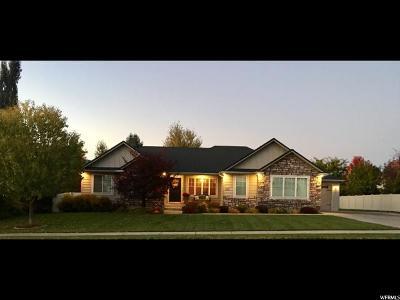 North Logan Single Family Home For Sale: 625 E 2100 N