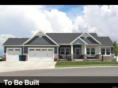 Springville Single Family Home For Sale: 1936 E 400 S #8
