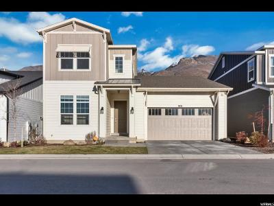 Cottonwood Heights Single Family Home For Sale: 9191 S Galette Ln E #113