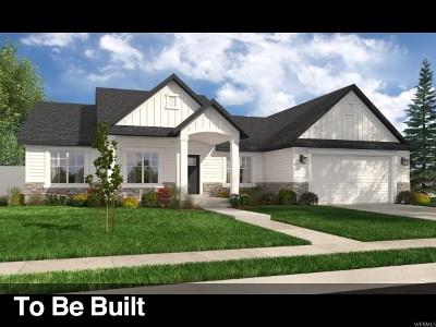 Springville Single Family Home For Sale: 1919 E 475 S #16
