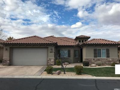 St. George Single Family Home For Sale: 1620 E 1450 S #65