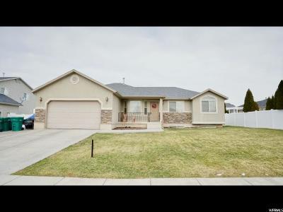 Davis County Single Family Home For Sale: 197 E 2225 S