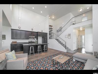 South Jordan Single Family Home For Sale: 4782 W South Jordan Pkwy