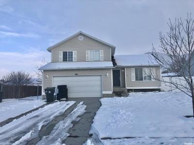 Tooele UT Single Family Home For Sale: $259,900