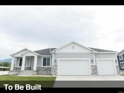 Springville Single Family Home For Sale: 1861 E 475 S #17