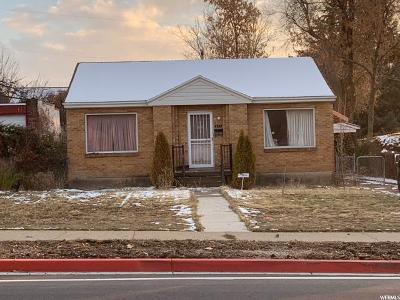 Weber County Single Family Home For Sale: 931 E 36th St
