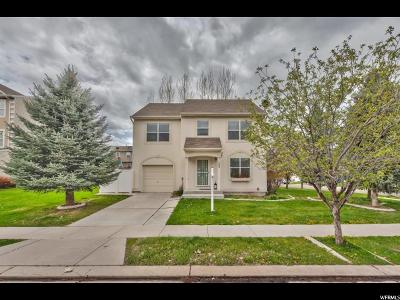 Wasatch County Single Family Home For Sale: 509 W Edinburgh Ln