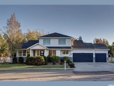 South Jordan Single Family Home For Sale: 2109 W 9800 S