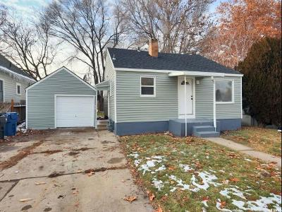 Weber County Single Family Home For Sale: 3859 Adams Ave