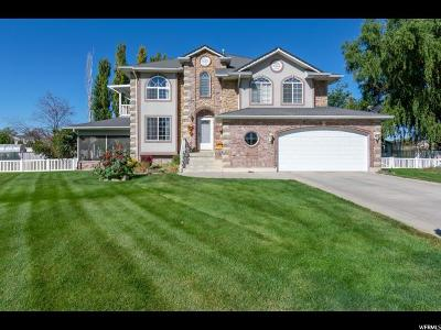 Weber County Single Family Home For Sale: 1819 N 2750 W